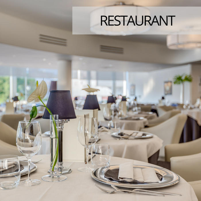 4-star hotel in Jesolo with restaurant