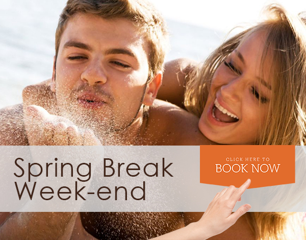 week end spring break jesolo