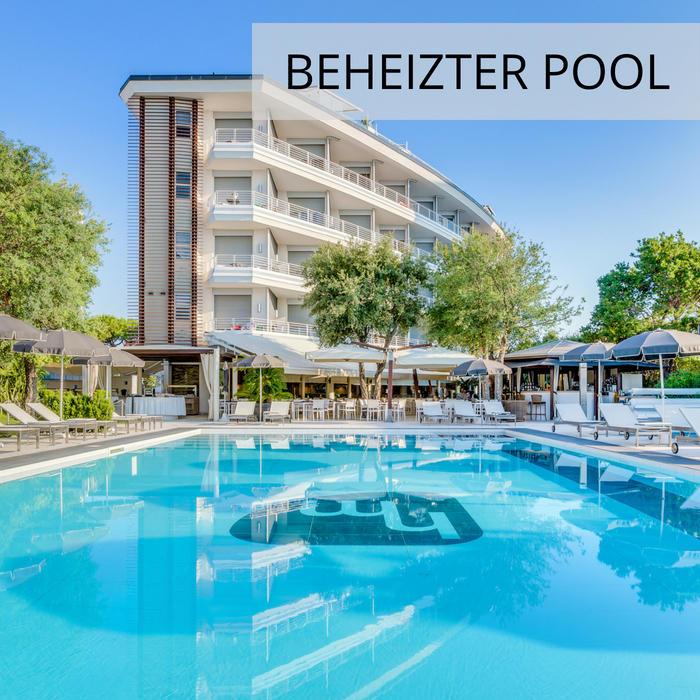 4-Sterne Hotel in Jesolo mit Pool