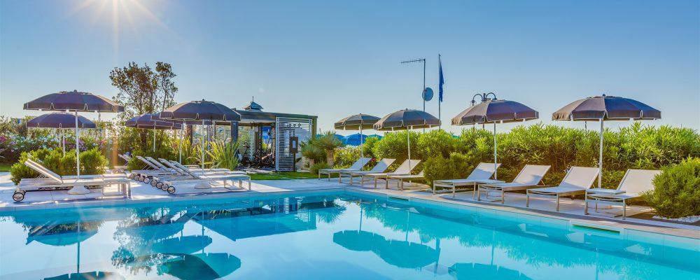 Hotel con piscina Jesolo