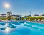 Hotel 4 stelle fronte mare a Jesolo